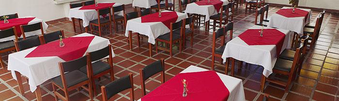 Restaurante Cafetos Palestina Ecohotel